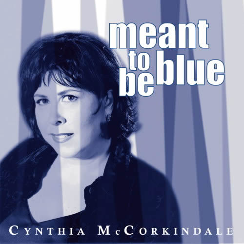 meant to be blue - album cover